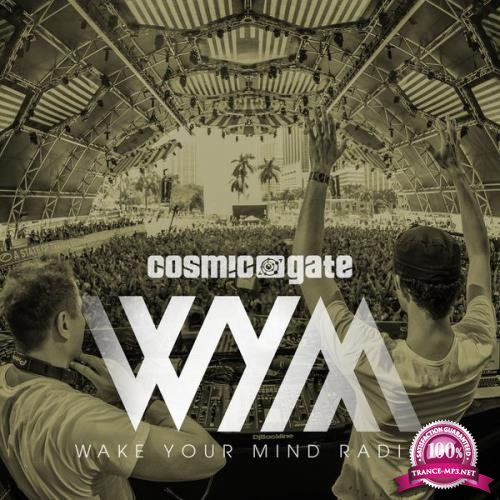 Cosmic Gate - Wake Your Mind 215 (2018-05-18)