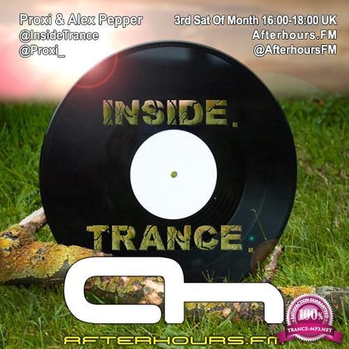 Proxi & Alex Pepper - Inside Trance 022 (2018-05-19)