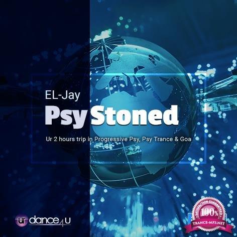 EL-Jay - PsyStoned 136 (2018-05-20)