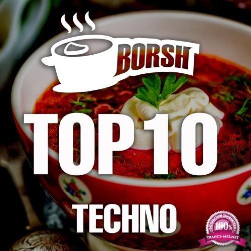 Borsh Top 10 Techno (2018)