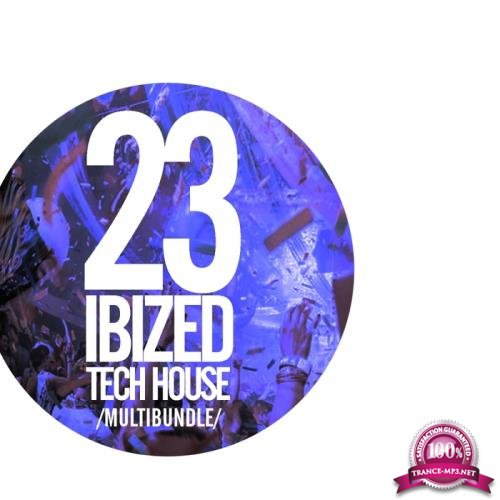 23 Ibized Tech House Multibundle (2018)