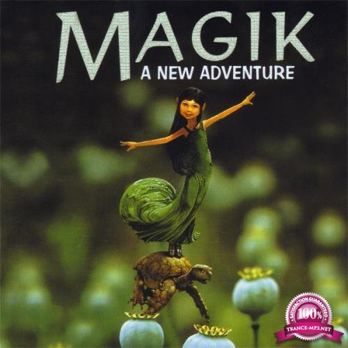 Magik: A New Adventure (Mixed By DJ Tiesto) (1999)
