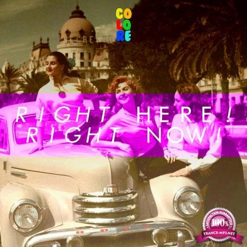 Right Here! Right Now! (2018)