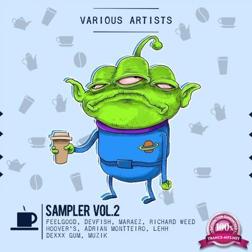 Koffe Records Sampler, Vol. II (2018)