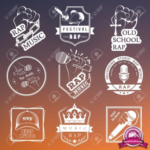 Rap Music Collection Pack 004 (2018)