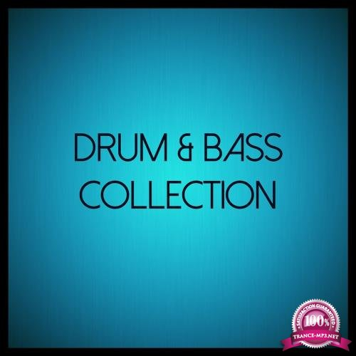 Drum & Bass Music Collection Pack 008 (2018)