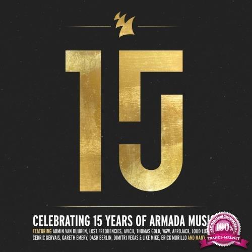 Armada Digital - Armada 15 Years (2018)