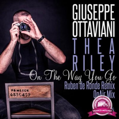 Giuseppe Ottaviani & Thea Riley - On the Way You Go (2018)