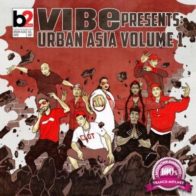 Vibe Presents Urban Asia, Vol. 1 (2018)