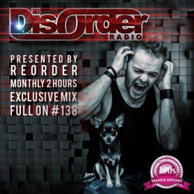 ReOrder - Disorder Radio 027 (2018-05-11)