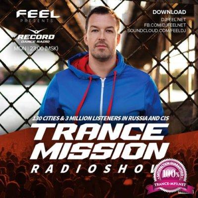 DJ Feel - TranceMission (07-05-2018)