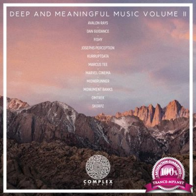 Deep And Meaningful Music Vol. 2 (2018)