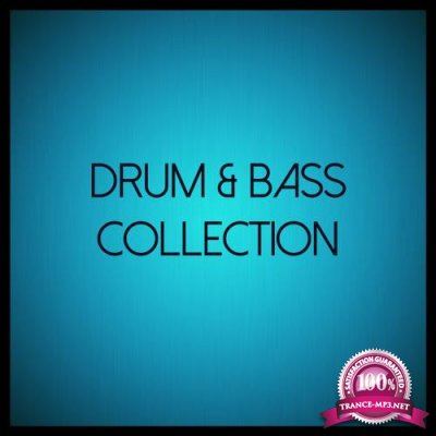 Drum & Bass Music Collection Pack 004 (2018)