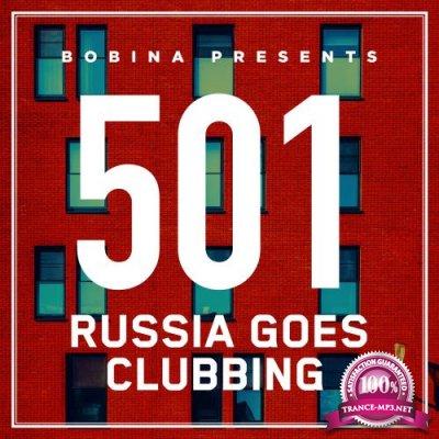 Bobina - Russia Goes Clubbing 501 (2018-05-19)