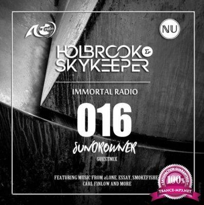 Holbrook & SkyKeeper, Solis & Sean Truby - Immortal 016 (2018-05-22)