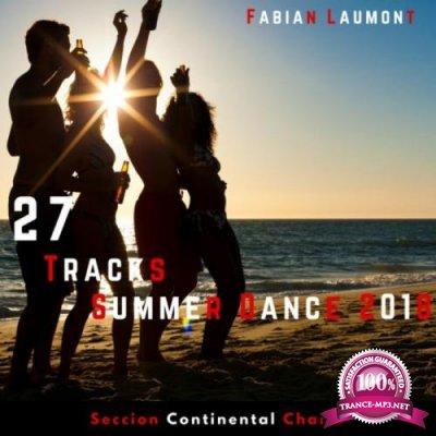27 Tracks Summer Dance 2018 (Seccion Continental Charts) (2018)
