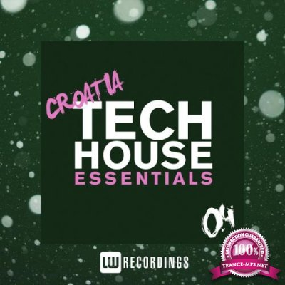Croatia Tech House Essentials, Vol. 04 (2018)