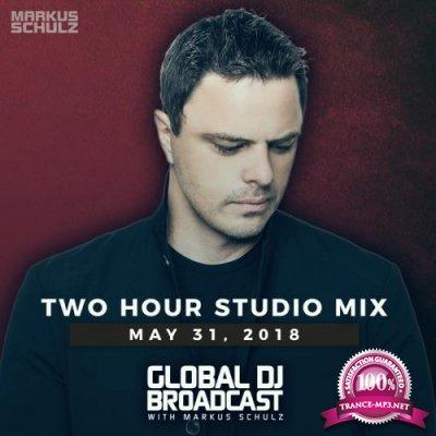 Markus Schulz - Global DJ Broadcast (2018-05-31)