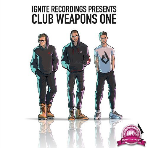 Ignite Presents: Club Weapons, Vol 1 (2018)