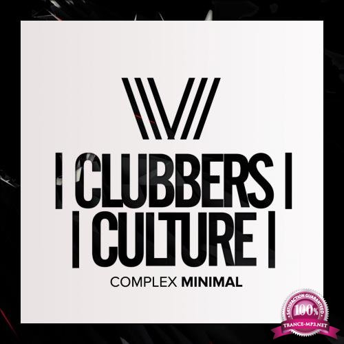 Clubbers Culture Complex Minimal (2018)