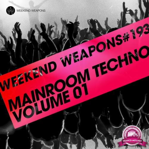 Mainroom Techno Volume 01 (2018)