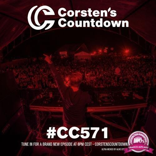 Ferry Corsten - Corsten's Countdown 571 (2018-06-06)