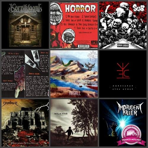 Metal Music Collection Pack 007 (2018)