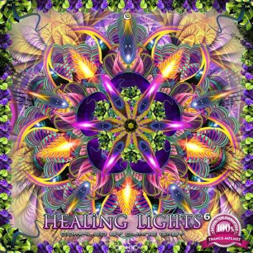 Healing Lights 6 by Djane Gaby (2018)