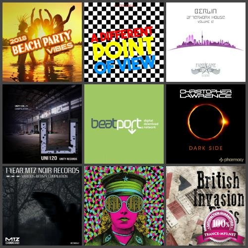 Beatport Music Releases Pack 271 (2018)