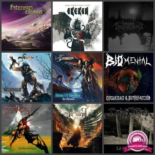 Metal Music Collection Pack 008 (2018)