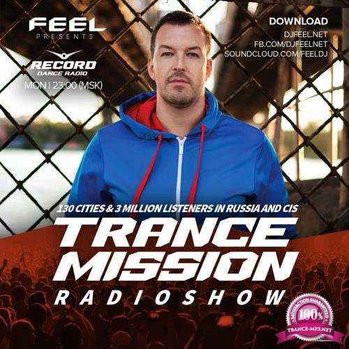 DJ Feel - TranceMission (11-05-2018)