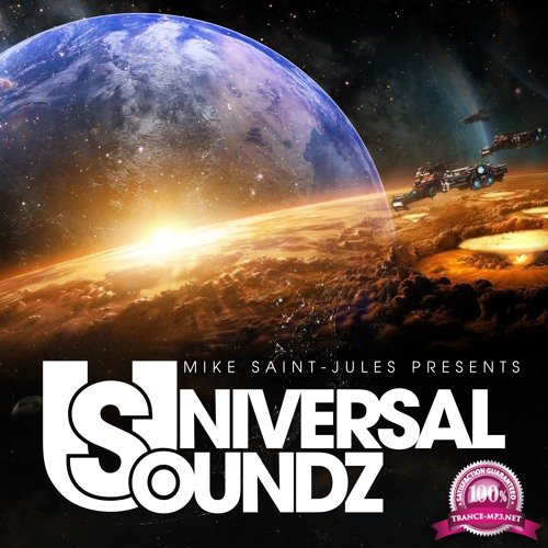 Mike Saint-Jules - Universal Soundz 615 (2018-06-12)