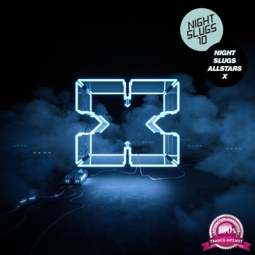 Night Slugs Allstars X (2018)