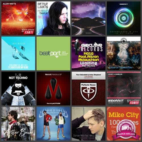Beatport Music Releases Pack 281 (2018)