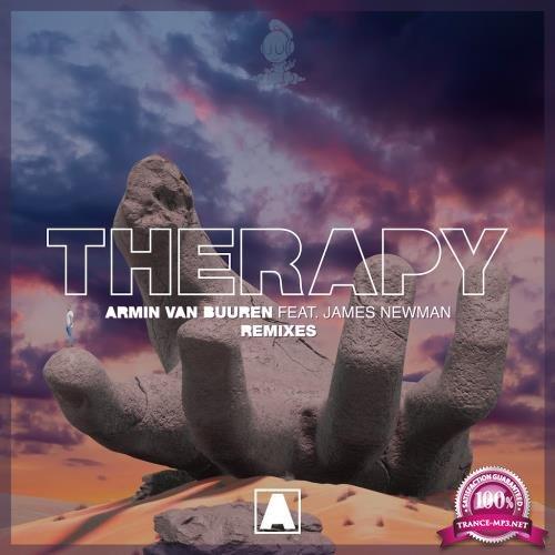 Armin Van Buuren feat. James Newman - Therapy (The Remixes) (2018)