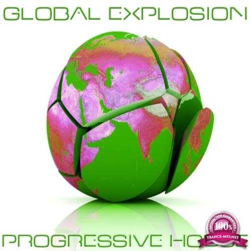 Global Explosion  Progressive House 8 (2018)