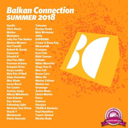 Balkan Connection Summer 2018 (2018)