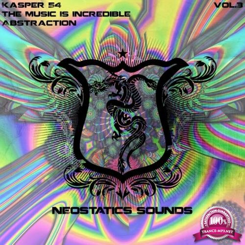 The Music Is Incredible Abstraction, Vol. 3 (2018)
