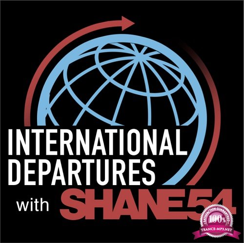 Shane 54 - International Departures 429 (2018-06-18)
