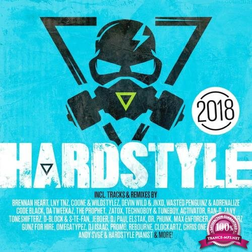 ZYX Music - Hardstyle 2018 (2018)