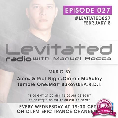 Manuel Rocca - Levitated Radio 092 (2018-06-20)
