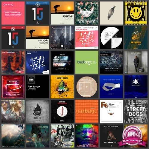 Beatport Music Releases Pack 294 (2018)