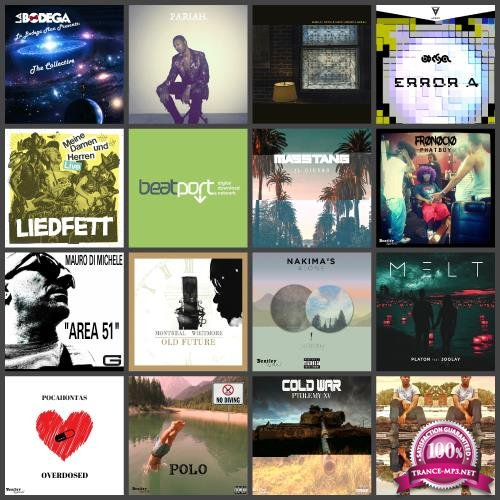 Beatport Music Releases Pack 302 (2018)