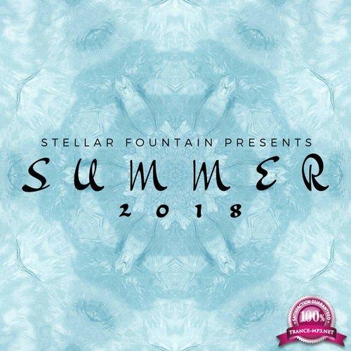 Stellar Fountain Presents : Summer 2018 (2018)