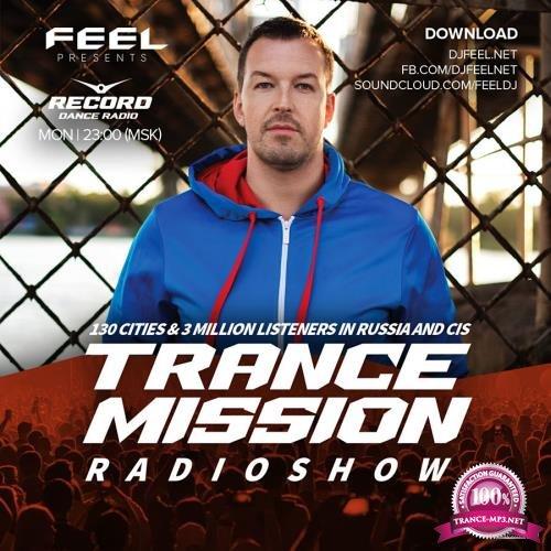 DJ Feel - TranceMission (18-05-2018)