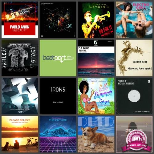 Beatport Music Releases Pack 308 (2018)