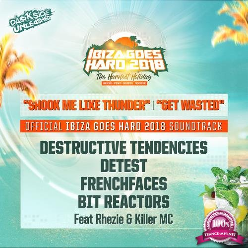 Ibiza Goes Hard 2018 Official Soundtrack (2018)