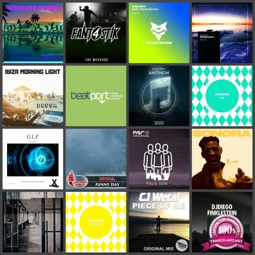Beatport Music Releases Pack 310 (2018)