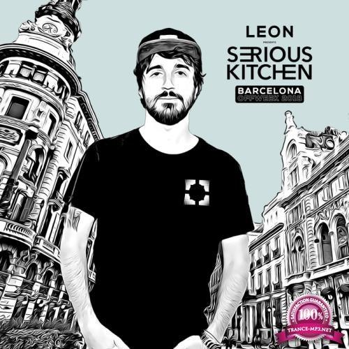 LEON Presents Serious Kitchen Sonar 2018 (2018)