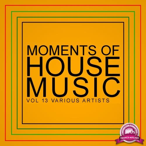 Moments Of House Music, Vol.13